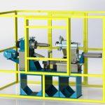 Torno Automático de Repuxo Pequeno (TAP)